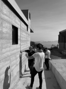 site buck and simple architects sydney architecture rammed earth