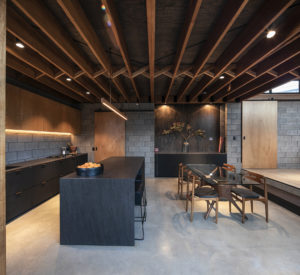 torquay house architecture buck and simple kitchen