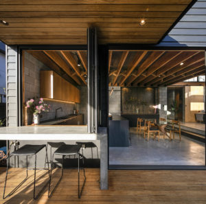 kitchen torquay house architecture buck and simple