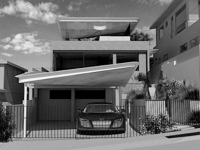 Sydney Architect home design