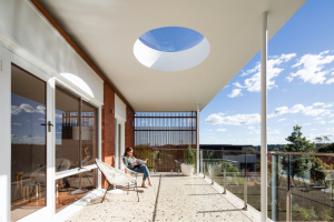 Sydney Architects seaforth residence